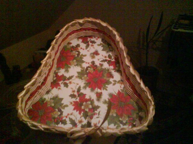Vianočný košíček II