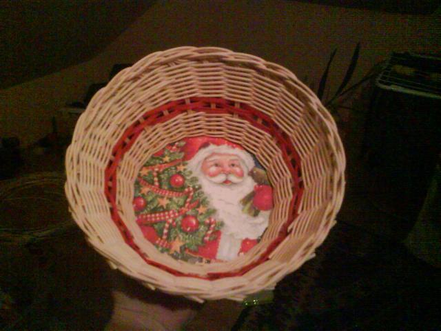 Vianočný košíček III