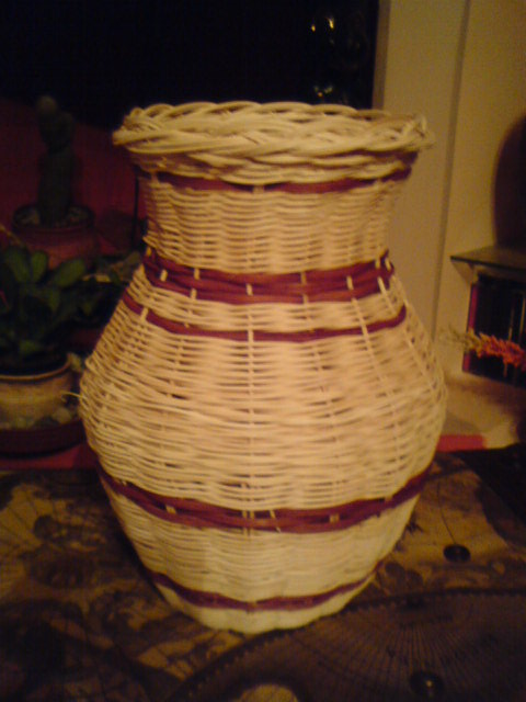moja prva vaza