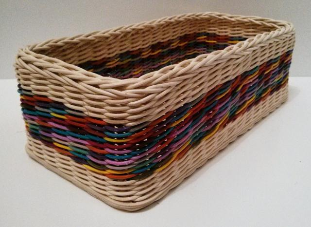 Kurz pletenia košíčkov s Ribišškou - základný