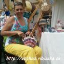 Kurz pletenia pedigových  košíčkov s Ribišškou - Májový kvet v Trnave