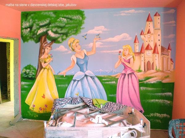 Rozprávkové detské izby 3