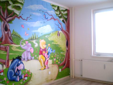 Rozprávkové detské izby